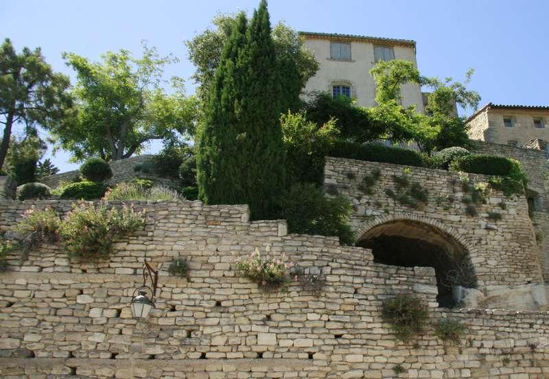 Gordes-vaucluse-provence-huizen