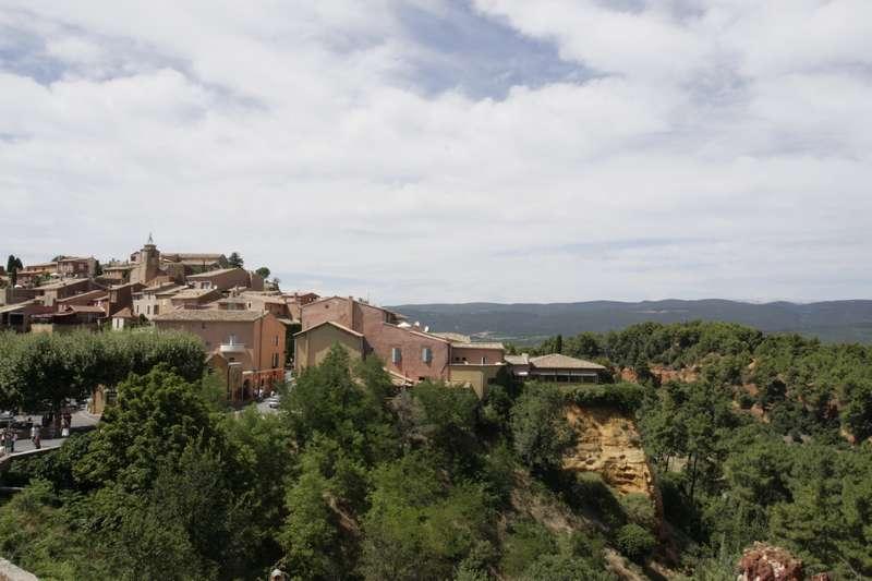 Roussillon-provence-oker