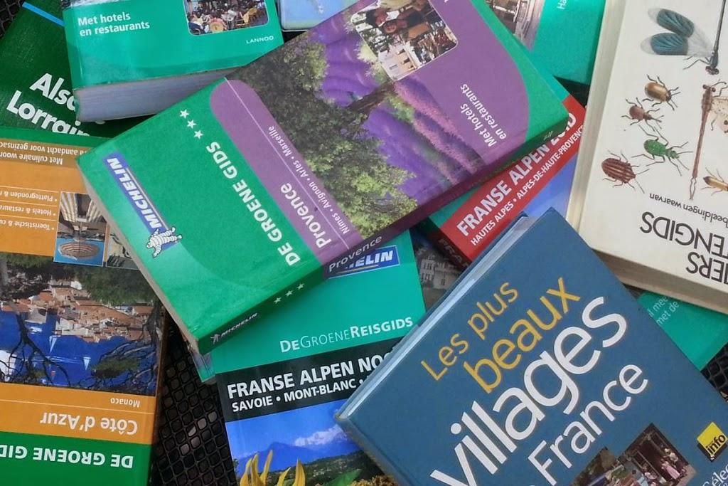 Reisgidsen voor Frankrijk