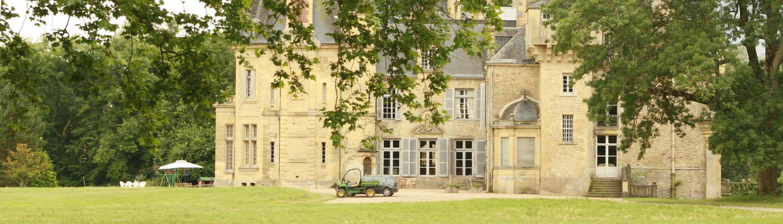 bourgondië chateau de prye kasteel Nievre