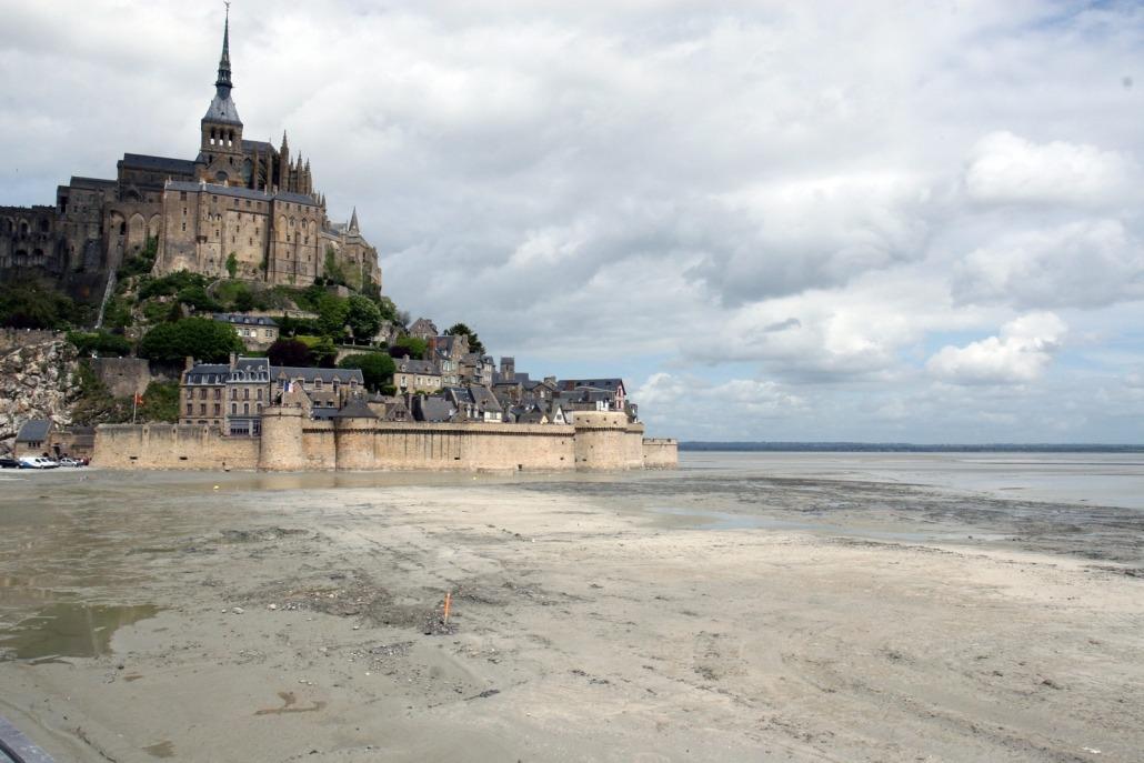 Mont Saint Michel vesting wad slip