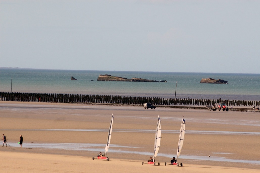 normandie-d-day-invasie-landingsstrand-utah-oesters
