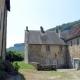 Huis in Baume-les-Messieurs in de Jura, Frankrijk