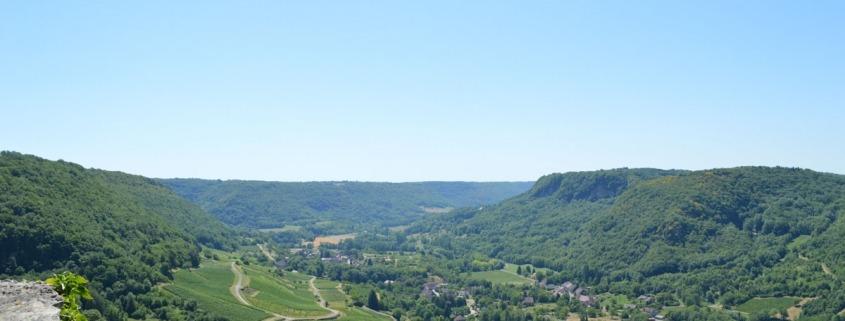 Château-Chalon-uitzicht-wijngaardenjura-dorp-frankrijk