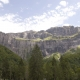 Keteldal bij Sixt-Fer-à-Cheval in de Franse Alpen