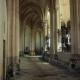 De koorgang heeft kranskapellen en dat is bijzonder in een cisterciënzer kerk