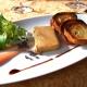 Gerecht met Foie Gras
