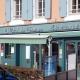 Het restaurant Hotel de France in Rochechouart-Haute-Vienne-Limousin
