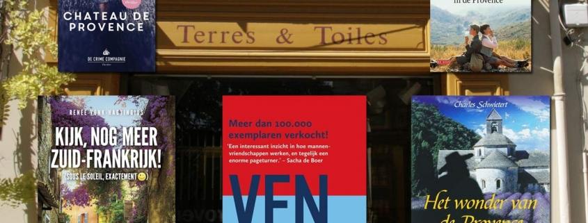 Top 5 boeken over de Provence