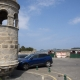 Een torentje bij de haven van Roscoff