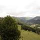 Keteldal bij het dorp Salers in de Cantal