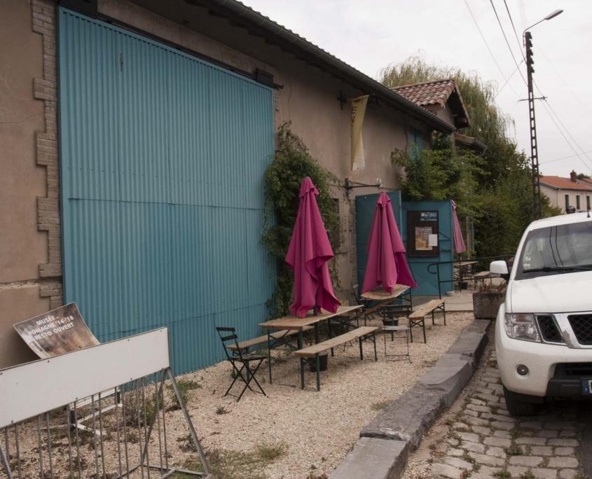 Museum Romagne 14-18 in Noord-Frankrijk
