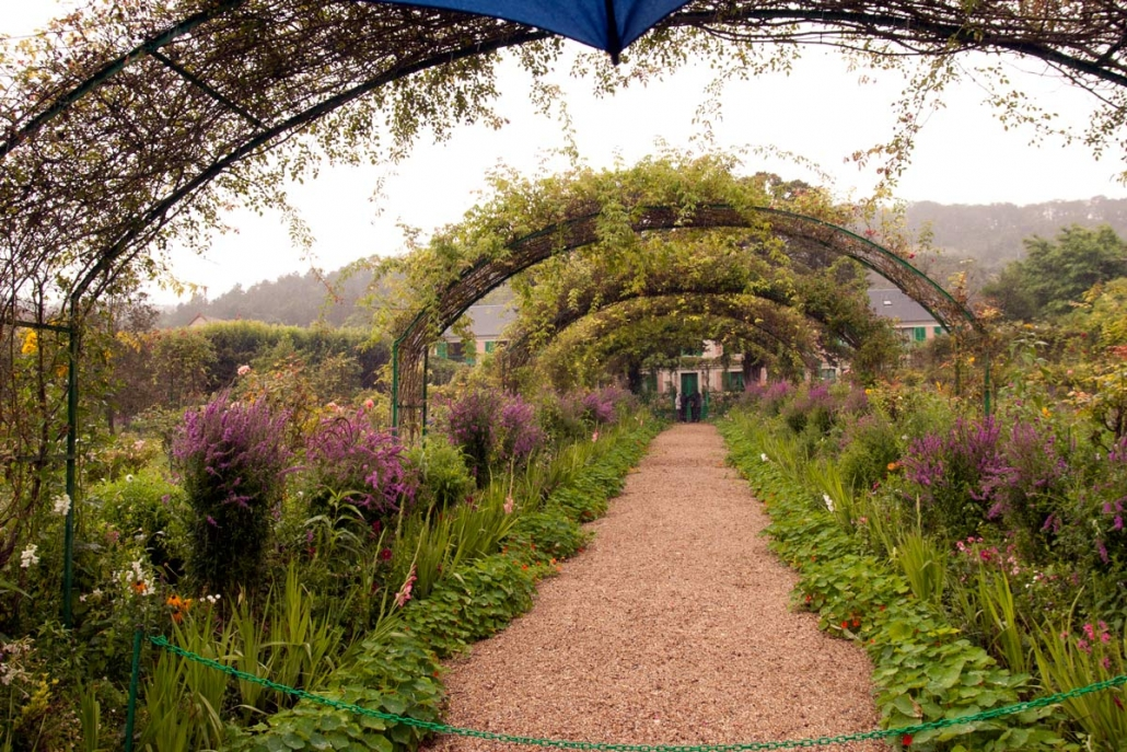 De achtertuin van Monet (Le Clos Normand)